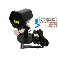 Лазерный проектор Outdoor laser light уличный с подставкой M30AB1
