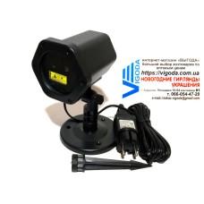 Лазерный проектор Outdoor laser light уличный с подставкой M30AB