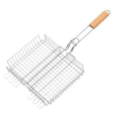 Решетка гриль барбекю 60х32х25х5.5 см