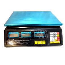 Весы торговые 40 кг электронные