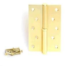 Петля дверная Mongoose 100x75 мм 1ВВ