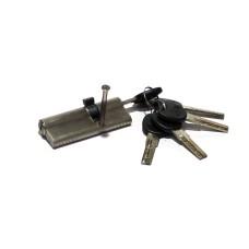 Секрет цинковый IMPERIAL ZC 60 (30/30 лазерный ключ)