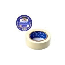 Изолента ПВХ Stenson 10 м цвет белый